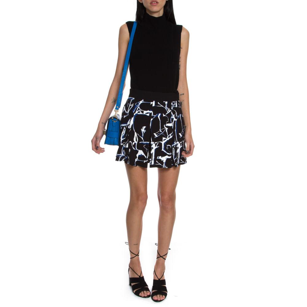 Shorts-Saia Printed Proenza Schouler