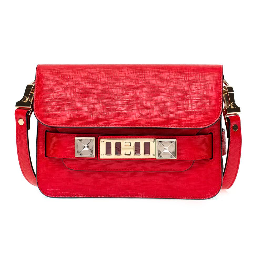 Bolsa Mini Proenza Shouler Vermelho Unico