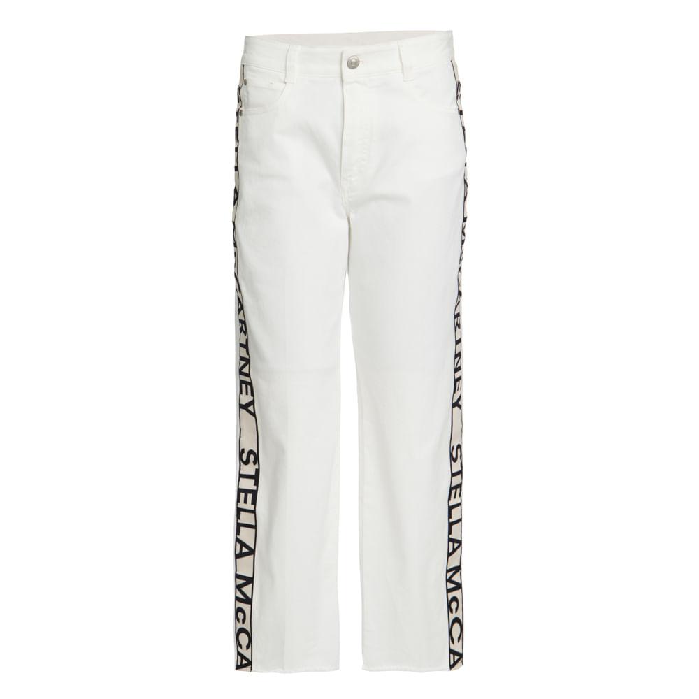 Calça Jeans Organi Stella Mccartney