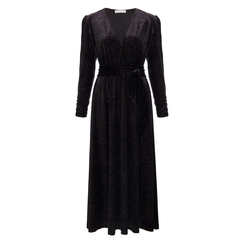 Vestido Risca Claire