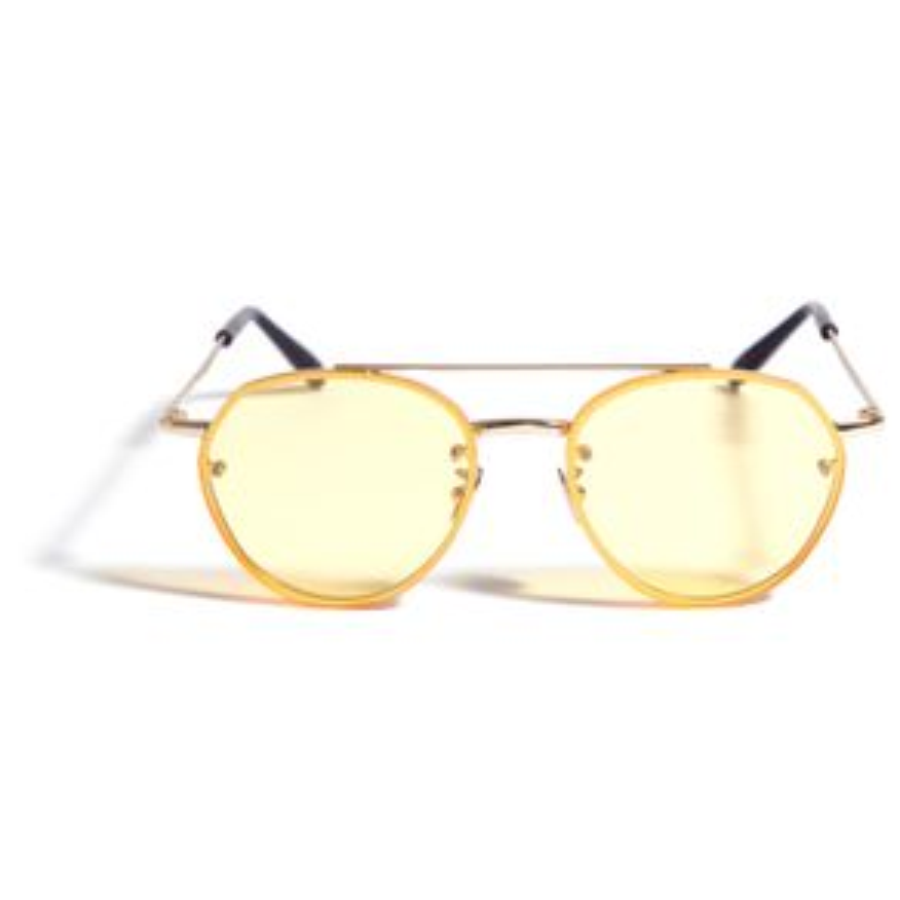 Óculos Sorpasso Spektre - Óculos Sorpasso Spektre Amarelo/unico