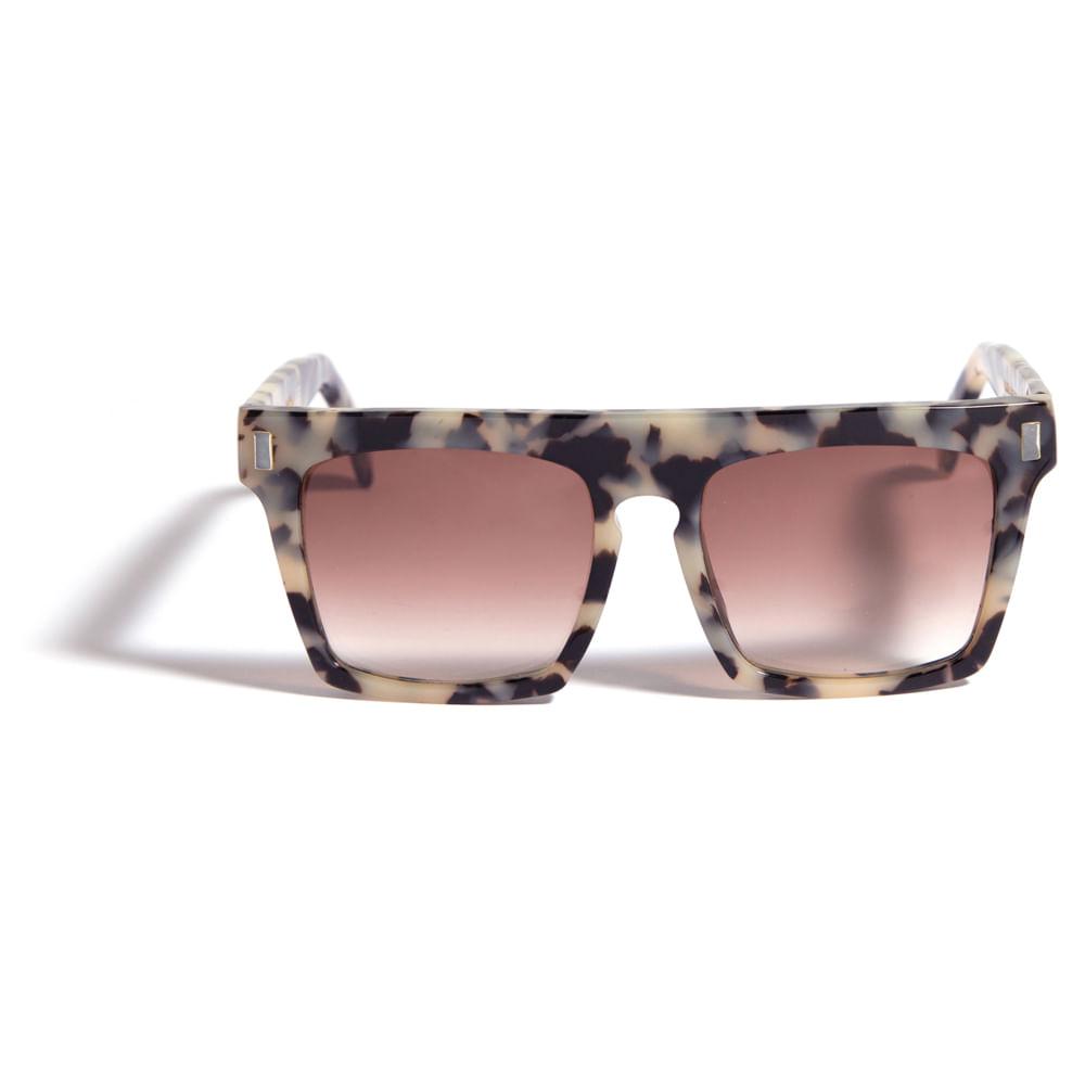 Óculos Cara Spektre - Óculos Cara Spektre Marrom/unico