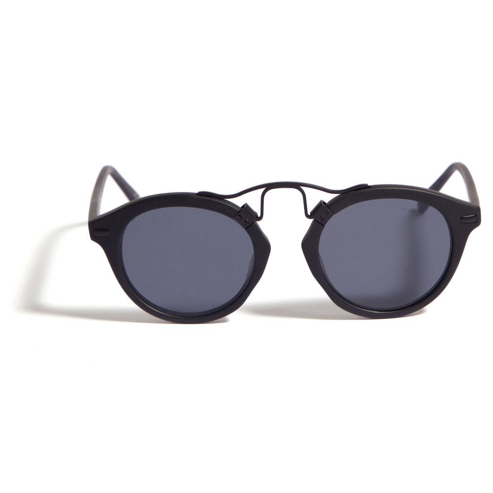 Óculos Marlon Lyndon - Óculos Marlon Lyndon Preto/unico