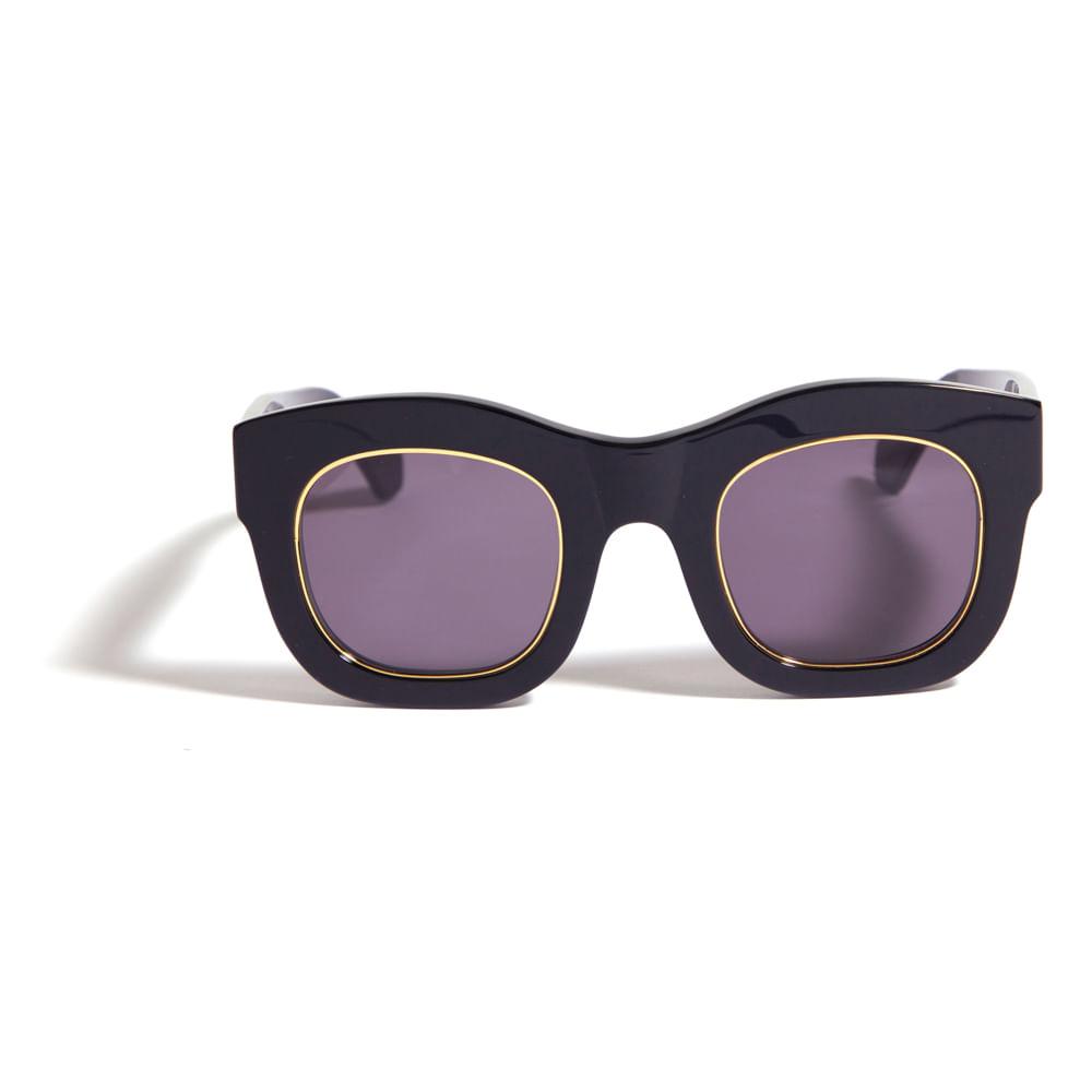 Óculos Hamilton Illesteva - Óculos Hamilton Illesteva Preto/unico