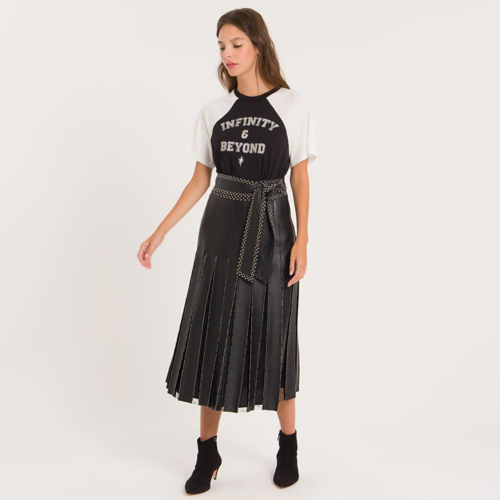 Camiseta Devore Ava